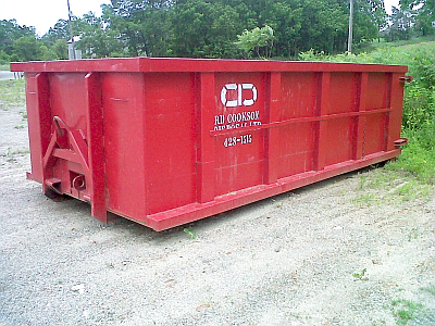 Roll Off Bin Rental in Frogmore, Ontario